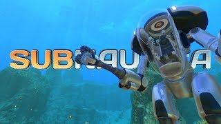 MEETING THE EMPEROR | Subnautica #13 (Live stream)
