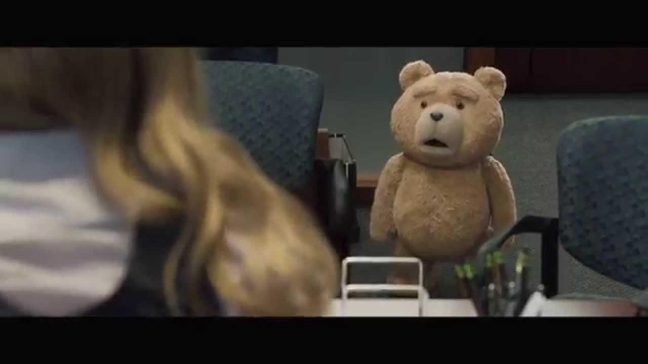 """Ted 2 / Extrait 3 """"Vous devez être Ted?"""" VF [Au cinéma le 5 Août]"""