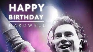 Happy Birthday Hardwell From all Fans and Friends 2021(Including Short Throwbacks)
