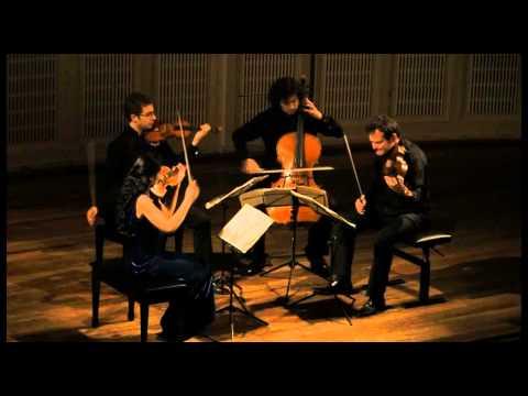 Belcea Quartet - Opus 59/1 - Beethoven String Quartets