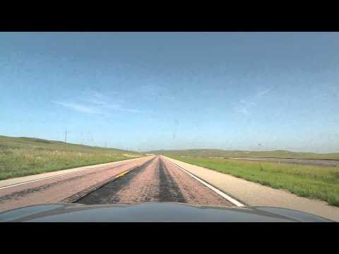 Nebraska Sandhills Time Lapse Drive