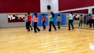 Showstopper - Line Dance (Dance & Teach in English & 中文)