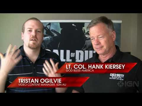 Call of Duty: Black Ops - Army Specialist Interview