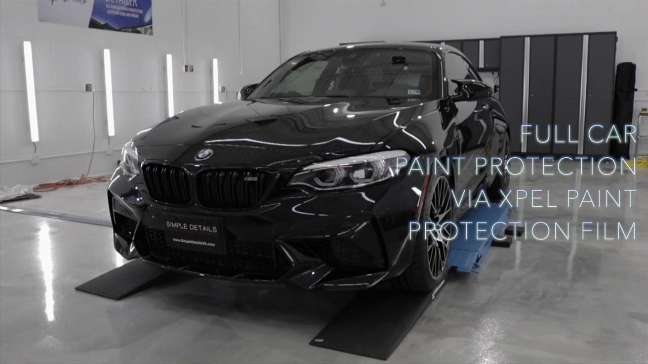 BMW M2 XPEL Full Car Wrap