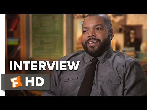 Fist Fight Interview - Ice Cube (2017) - Comedy