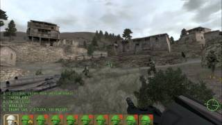 ArmA II Reinforcements - Gameplay [Maxed out]