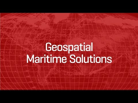 Harris Corporation - Geospatial Satellite-based Real-time Maritime Ship Tracking