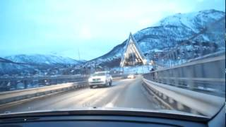 tromso norway    enter arctic paradise