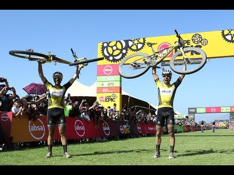 Absa Cape Epic 2019 - Stage 7 - Grand Finale - News