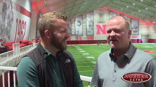 Two-minute drill: Preview of Huskers' last home game