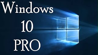 How To Install Windows 10 Pro 32-Bit Or 64-Bit (2016)