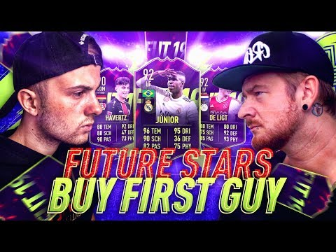 FIFA 19: FUTURE STARS Buy First SPECIAL CARD 🔥🔥