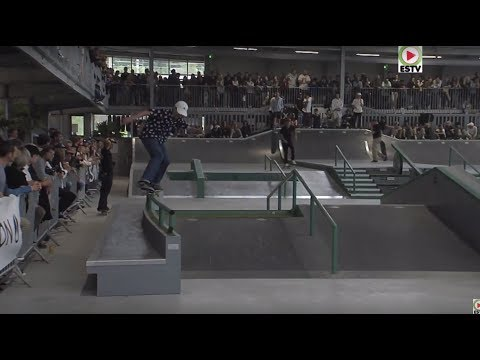 Skate: Street Championnat France 2017 Biarritz - Euskadi Surf TV