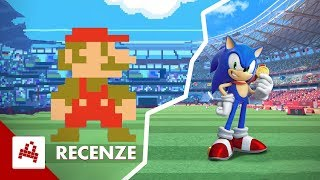 Mario & Sonic at the Olympic Games Tokyo 2020 - Recenze