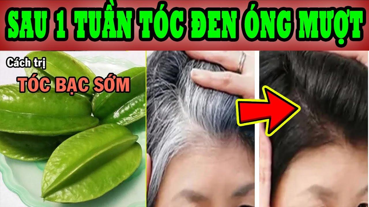 Trị Dứt Điểm Tóc Bạc Sớm Hiệu Quả, TÓC BẠC TRẮNG ĐẦU Cũng ĐEN ÓNG MƯỢT Chỉ Sau 7 Ngày Áp Dụng   Tổng quát những nội dung liên quan đến tóc đầu nấm nữ chính xác