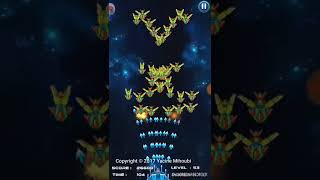 Tutorial Galaxy Attack Aliens Shooter Level 53 / No Hack