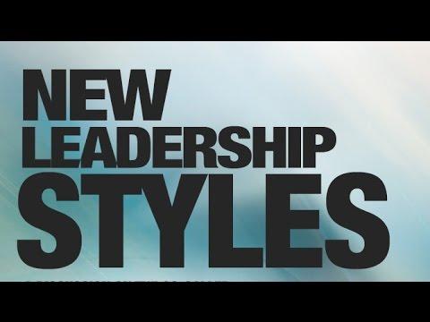 New Leadership Styles