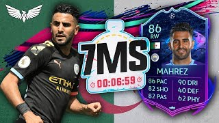 7 MINUTE SQUAD BUILDER!! RTTF RIYAD MAHREZ!!! FIFA 20 ULTIMATE TEAM