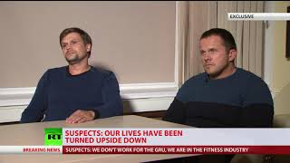 'Our lives turned into a nightmare!' - UK's suspects in Skripal case (EXCLUSIVE)