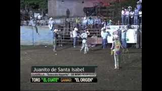 MONTA T= El Cuate   J=  Juanito de Santa Isabel    23 JUN 2013 PRIMOVISION
