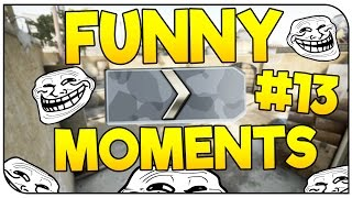 CS:GO SMURFING IN SILVER | Trolling Silvers! Hilarious Reactions! #13