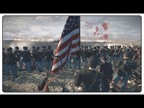 FORT WAGNER - North&South II - The American Civil War - Shogun 2 Total War