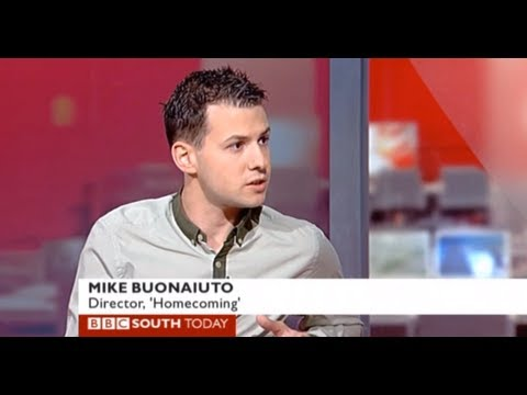 Equal Marriage Debate BBC South Today Mike Buonaiuto