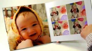 Детская фотокнига 30х30(Детская фотокнига 30х30