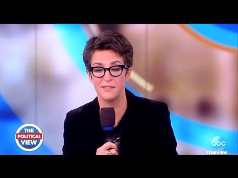 Panel Chats With Rachel Maddow - The View