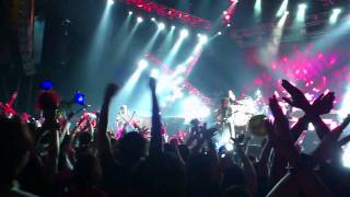 X Japan world tour live in Hong Kong 2011 - X SOLO PART