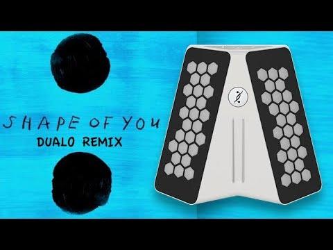 Ed Sheeran - Shape Of You - dualo du-touch S cover
