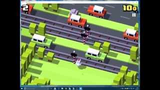 Crossy Road - Windows 10 PC Gameplay