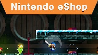 Nintendo eShop - Extreme Exorcism Nindies@Home E3 Trailer