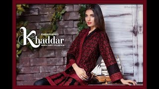 Gul Ahmed Latest Winter Collection 2018 with Prices