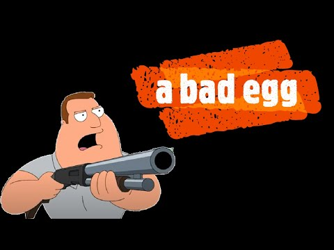 idioms in famous TV series: a bad egg