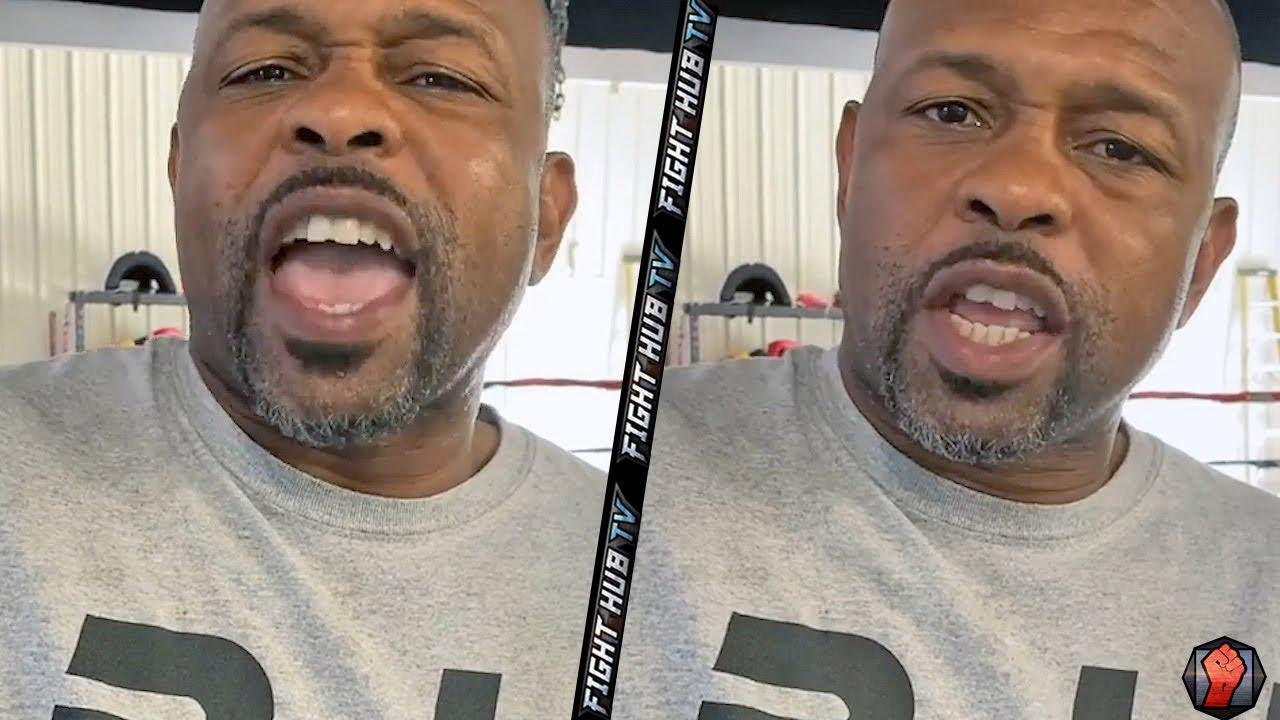 Roy Jones Jr.: I'm ready to die against Mike Tyson