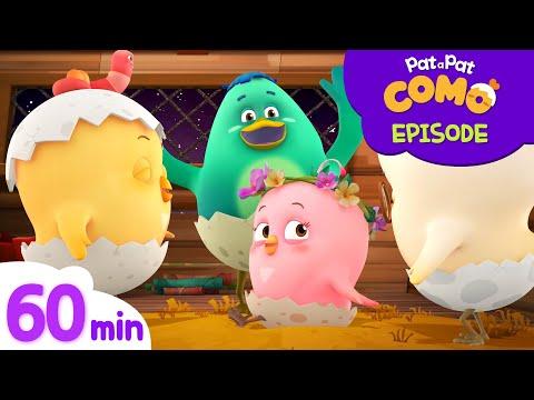 Como Kids TV   BEST Episodes 60min   Cartoon video for kids