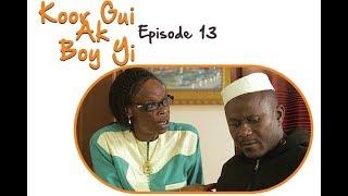 Koor gui ak Boy yi avec Maman Aicha Dinama nekh Episode 13