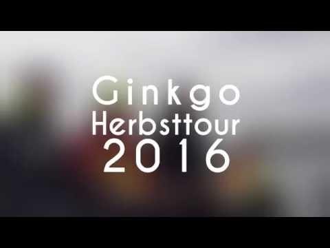 Ginkgo Herbst-Tour 2016
