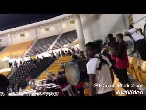 "Grambling State University Pep Band 2018 ""Rockstar"""