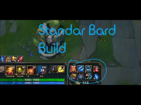 Bard the killer - League of Legends Support