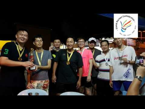 Stapok Badminton annual karaoke part 1