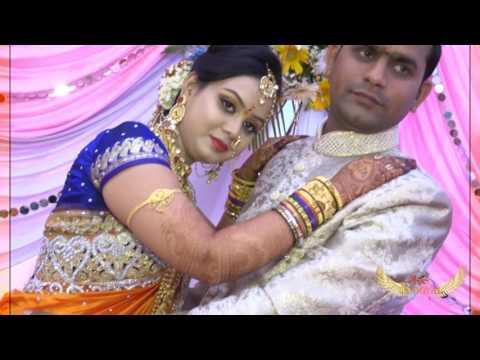 Engagement  Vijay & Komal (ReshimGhathi)
