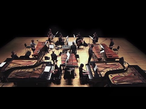 Music for 18 Musicians, by Steve Reich