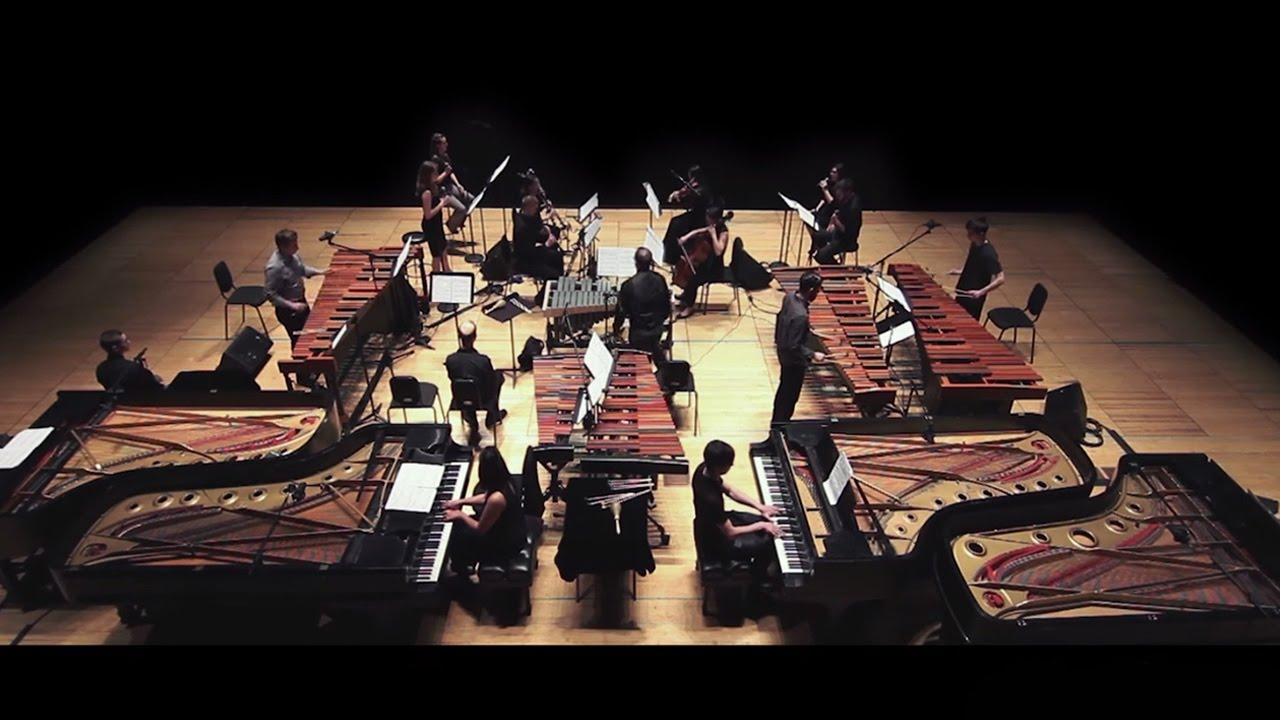 Music For 18 Musicians By Steve Reich Youtube