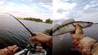 Ловля пассивного судака / Рыбалка 2019 / Спиннинг для джига / Судак