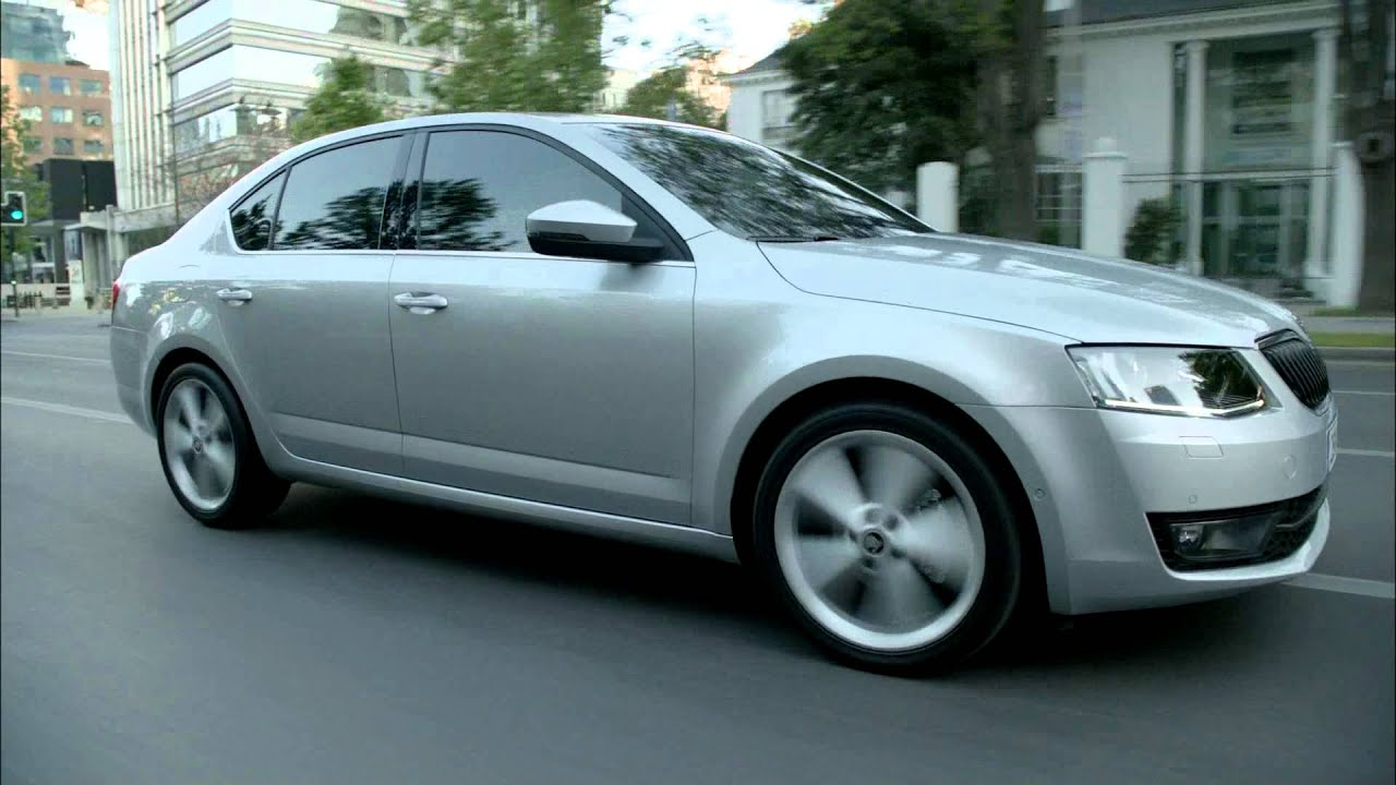 skoda octavia limousine youtube. Black Bedroom Furniture Sets. Home Design Ideas