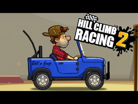Classic JEEP | Adventure MODE - Countryside | Hill Climb Racing 2
