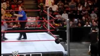 Rey Mysterio Vs Edge - No Way Out 2008