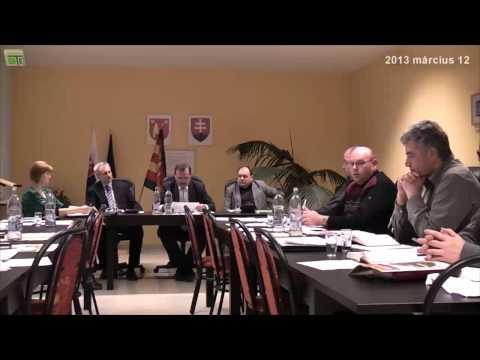 Tešedíkovo - Pered - Testületi vita az Új Szó cikke után